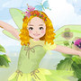 Fairy at the Garden