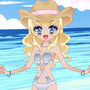 Fashion Swimwear Dressup
