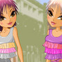 Twin Sisters Dressup